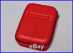 Transmitter case bag 4 JR Spektrum Futaba DJI car & aero compact & strong Red UK