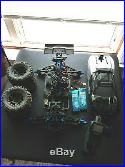Traxxas E Revo 2.0 RTR custom truck W / Futaba 3pv LOOK