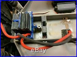 Traxxas Slash 2wd With Futaba 3PRKA 2.4GHZ Radio, 2 batteries + extra parts