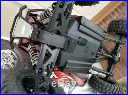 Use Axial Yeti XL 1/8th Scale Electric 4WD RTR with 2x 5200mah 7.4C Lipo Battery