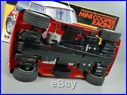 Use Tamiya 1/10 Mini Cooper Racing FF M-05 Chassis ESC Futaba Servo Transmitter