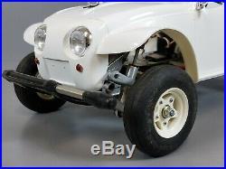 Use Tamiya 1/10 R/C Sand Scorcher Racing Buggy Futaba ESC FlySky Aluminum Plate