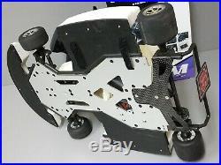 Used Custom Convert to Electric 1/5 Kyosho Birel Go-Kart RTR Tamiya ESC 2.4GHZ