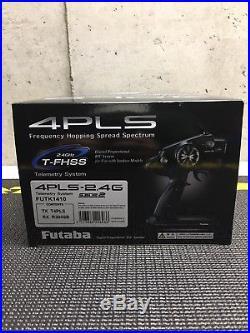 Used Futaba 4PLS 4-Channel T-FHSS Computer Radio System
