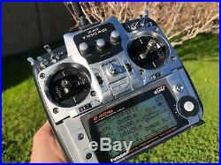 Used RC Futaba T10CAG 2.4GHz FASST Transmitter Only (not converted) See Details