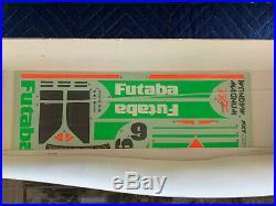 Vintage 1992 Futaba FXT-000 FXT Stadium Racer Made In Japan WOW