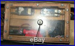 Vintage 33 R/C Remote Speed Boat The Hawk 2 OS FS-60 Open Rocker Futaba