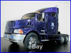 Vintage Custom graphic Tamiya RC 1/14 Semi Ford Aeromax Truck Futaba ESC 2.4Ghz