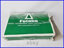 Vintage FUTABA FP-T7UAP TRANSMITTER AIRCRAFT REMOTE PCM1024 USA