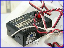 Vintage Futaba ATTACK-R 2NBR 72MHz Radio Set for Model Aircraft COX Kyosho MINT