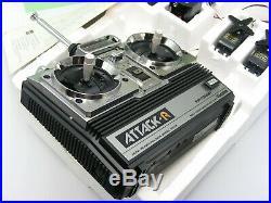 Vintage Futaba ATTACK-R 2NBR 75MHz Radio Set for Radicator Bullet Ultima RC10T