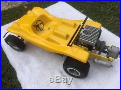 Vintage Futaba Safari Buggy Gas Powered