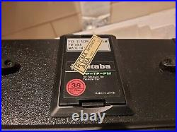 Vintage Futaba Transmitter RC System FP-7FGK 7Ch Receiver 4servos, NICE! Gold Ed