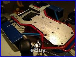 Vintage Kyosho Go-Kart 10 1/4 scale ARR Nitro Racing GoKart. Rare! Japan