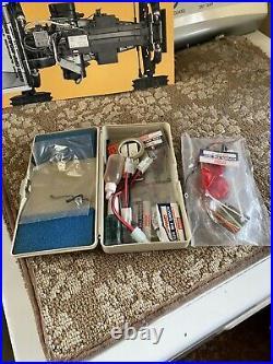 Vintage Kyosho Optima Mid Vintage RTR VERY CLEAN! Futaba Remote. VERY NICE