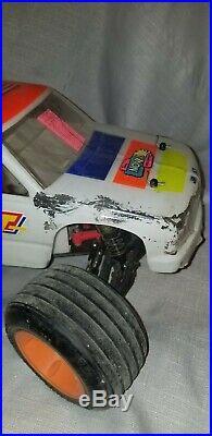Vintage Losi JRXT Remote Control Truck Futaba Controller