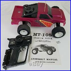 Vintage MRC MT-10S RC Truck Futaba Magnum Sport FP-T2PB