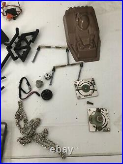 Vintage Mid-80's Kyosho Optima Chain Drive 4wd Vintage with Futaba Controller