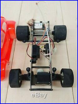 Vintage Orange Bolink Digger With Reedy Motor Futaba Receiver & Speed Controller