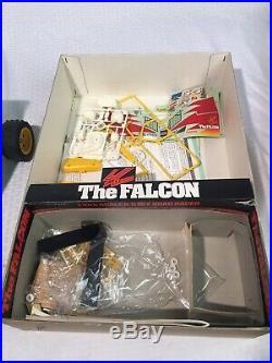 Vintage Original Tamiya Falcon Futaba Servos With Original Box