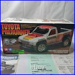 Vintage RARE Tamiya FUTABA Toyota Prerunner 4X4 Desert RACING Truck RC 1/10