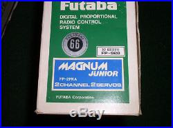Vintage RC10 Team Associated East Edinger Address (Mint) With Futaba Controler
