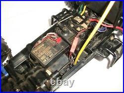 Vintage Tamiya 1/10 Terra Scorcher (Thundershot) 4wd buggy #58075 + Futaba radio