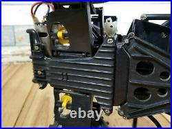 Vintage Tamiya Fox Rebuilt with Futaba Speed Control EUC TESTED