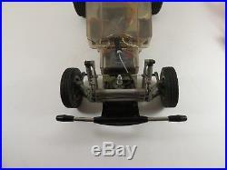 Vintage Tamiya Rough Rider Sand Scorcher Racing Buggy Rare Futaba