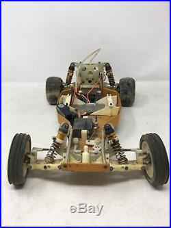 Vintage Team Associated RC10 Championship Edition RC Buggy Car Futaba ESC Servo