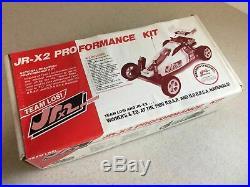 Vintage Team Losi Jrx2 Proformance Jack Johnson Jr-x2 RC10 Tekin Futaba