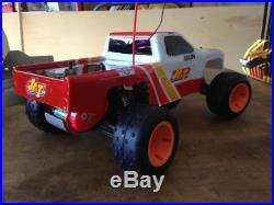Vintage Team Losi Jrxt Jrx-t 5 Link Stadium Truck Rtr! New Body, Futaba Radio
