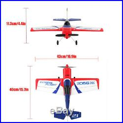 XK A430 2.4G 5CH 3D6G System Brushless RC Airplane Compatible Futaba RTF USA