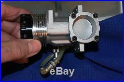 YS 60 FS 2 Stroke R/C Model Engine HP RARE NEAR MINT IN BOX. Japan made