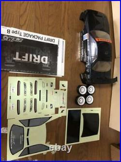 Yokomo Drift Package Option with Futaba Transmitter & Bonus USED