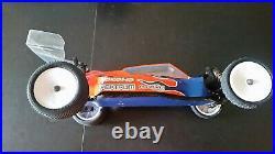 Yokomo YZ-2 2WD 110 Scale Buggy Hobbywing 120R Revtech 17.5 Futaba Airtronics