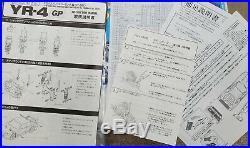 Yokomo Yr-4gp yr4gp touring gt futaba vintage