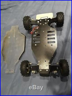 Yokomo yz10 vintage trinity futaba mint condition chassis